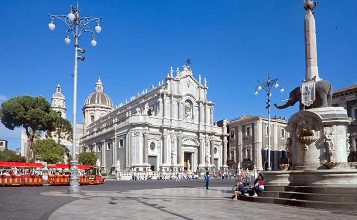 Catania Cattedrale Sant'Agata