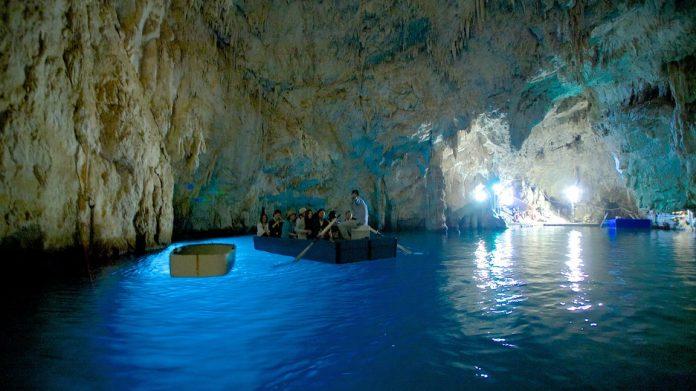 Conca dei Marini - Grotta dello Smeraldo