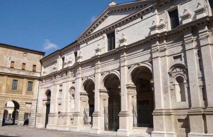 Mantova Basilica Palatina