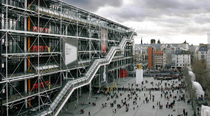 Parigi Centre Pompidou