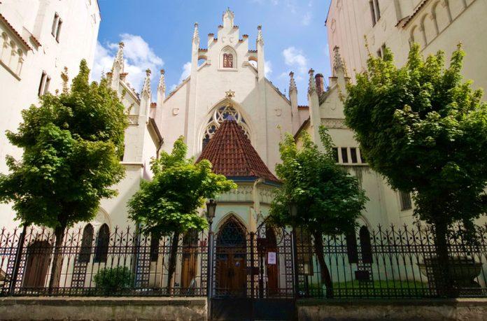 Praga Sinagoga Maisel