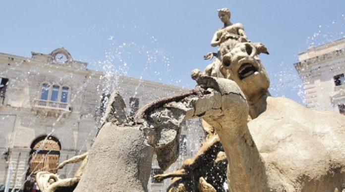 Siracusa Fontana Diana