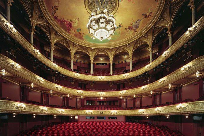 Stoccolma Royal Swedish Opera