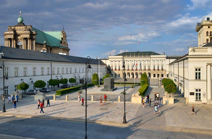 Varsavia Palazzo Radziwill