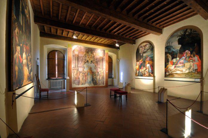 Volterra Pinacoteca Museo Civico