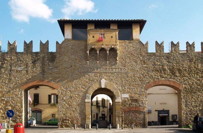Arezzo Porta San Lorentino