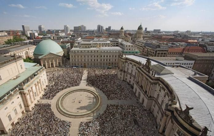 Berlino Bebelplatz