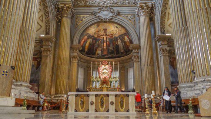 Bologna Cattedrale San Pietro
