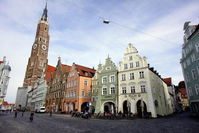 Landshut Baviera