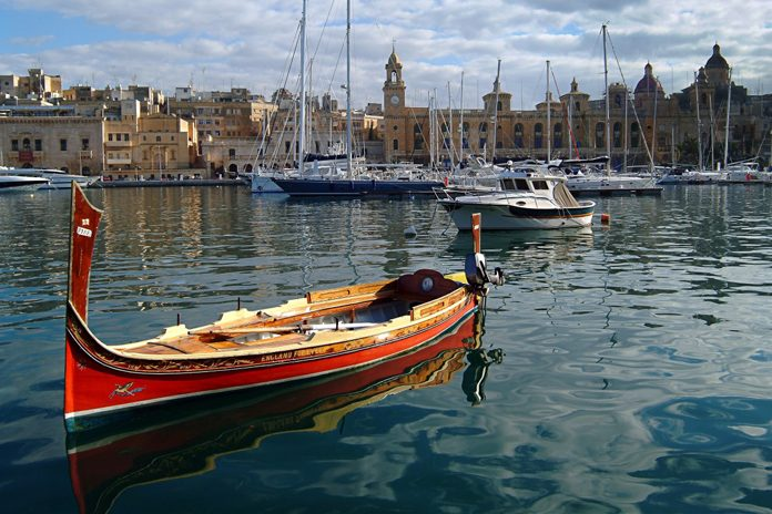 Malta Dghajsa