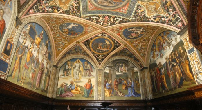 Perugia Collegio del Cambio