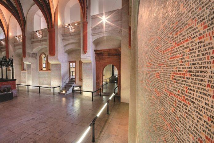 Praga Sinagoga Pinkas