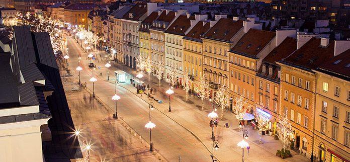 Varsavia Strada Reale