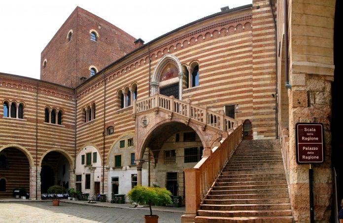 Verona Palazzo della Ragione