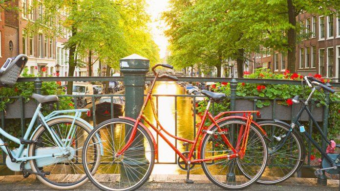 Amsterdam Biciclette