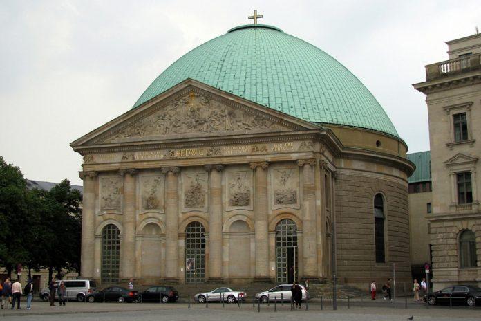 Berlin Cattedrale Sankt Edwig
