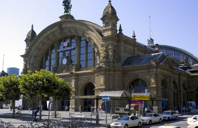 13 Francoforte Stazione Centrale