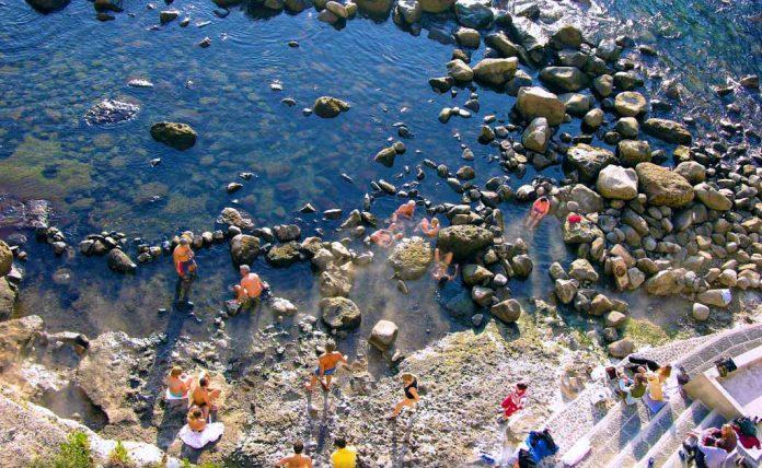 Ischia Baia di Sorgeto