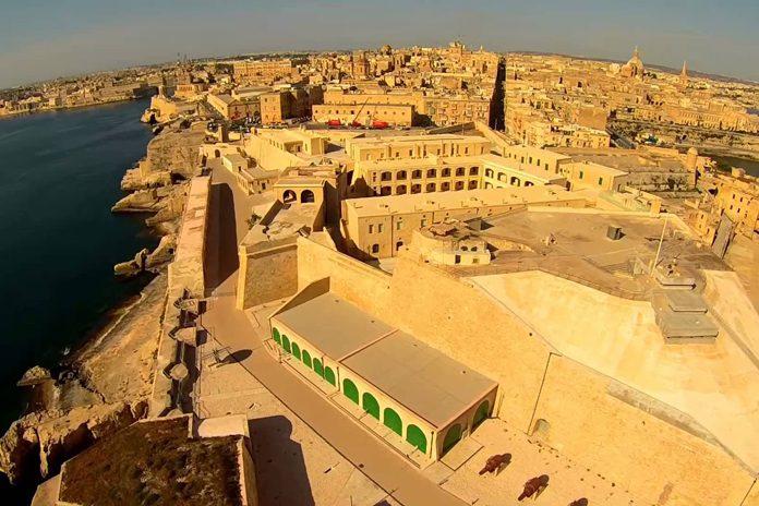 13 Malta La Valletta Forte Sant'Elmo