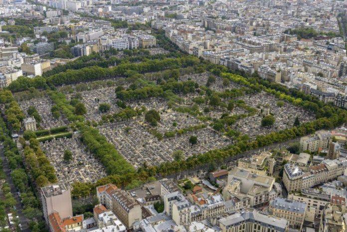 Parigi Père Lachaise