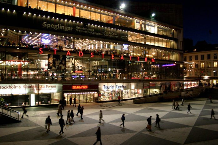 Stoccolma Kulturhuset Stadsteatern