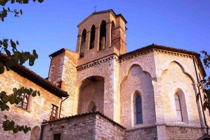 Gubbio Convento San Secondo