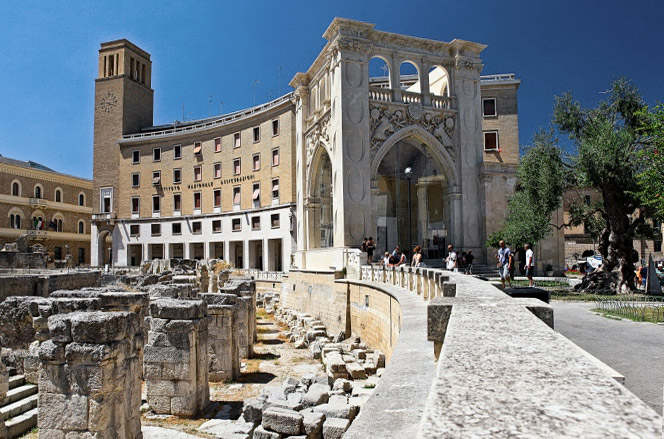 Lecce Palazzo del Seggio