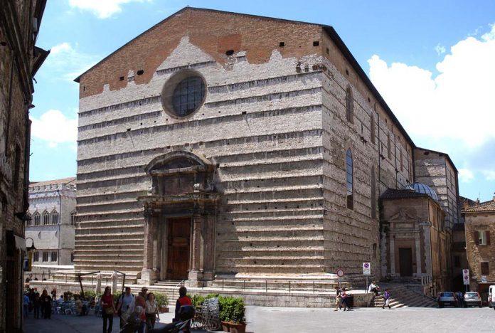 Perugia Cattedrale San Lorenzo