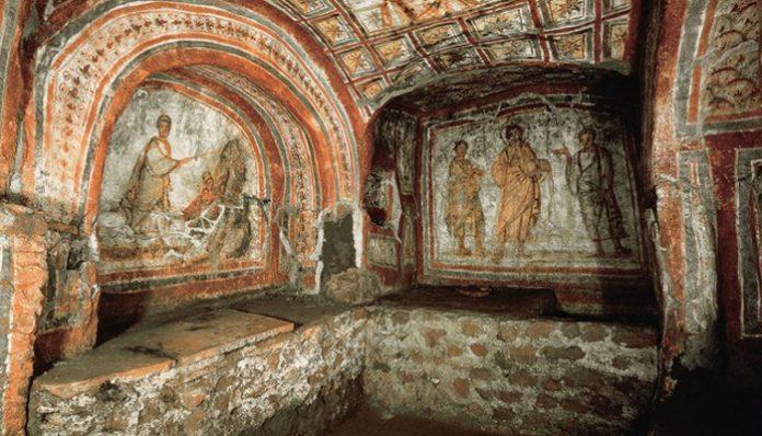 Roma Catacombe