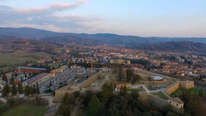 Arezzo Fortezza Medicea