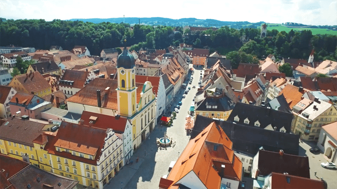 Kaufbeuren Baviera