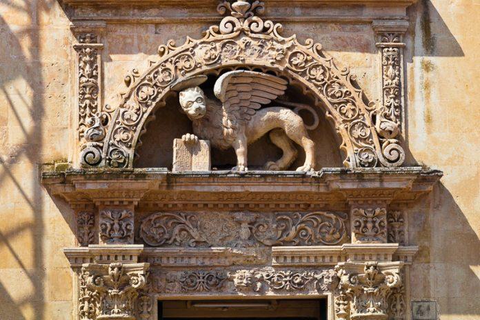 Lecce Cappella di San Marco