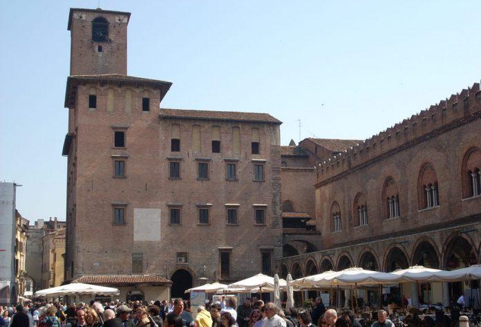 Mantova Palazzo Podestà