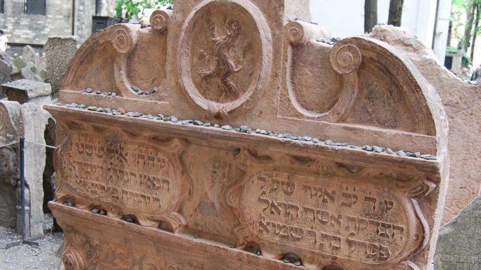 Praga Tomba Rabbino Loew