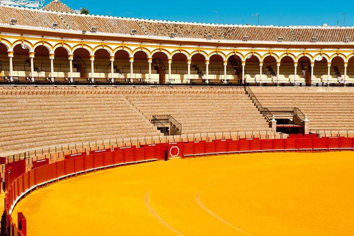 Siviglia Plaza de Toros de la Maestranza