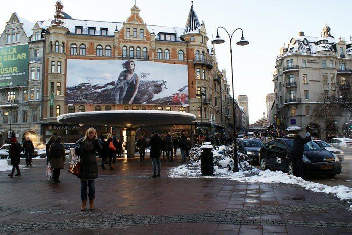 Stoccolma Stureplan