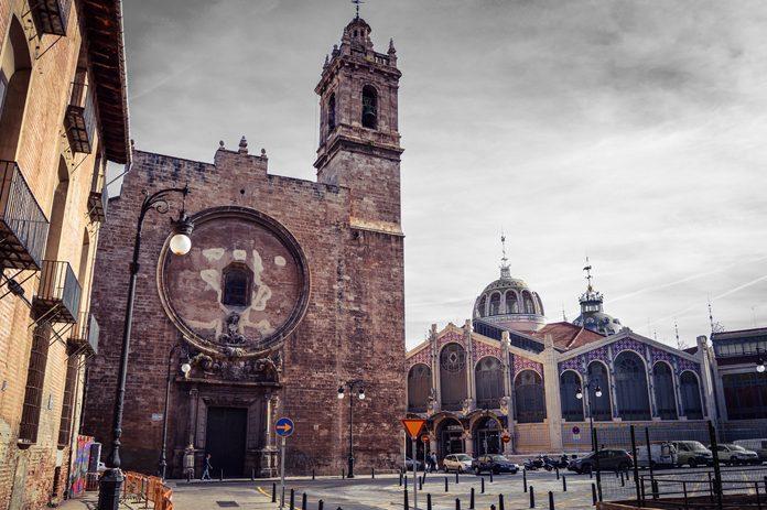 Valencia Chiesa Los Santos Juanes