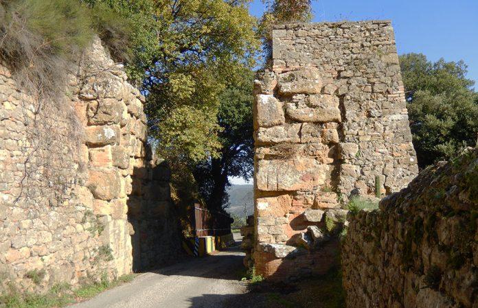 Volterra Porta Diana