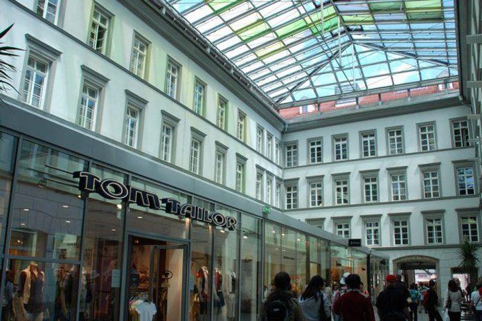Innsbruck Gallerie del Municipio