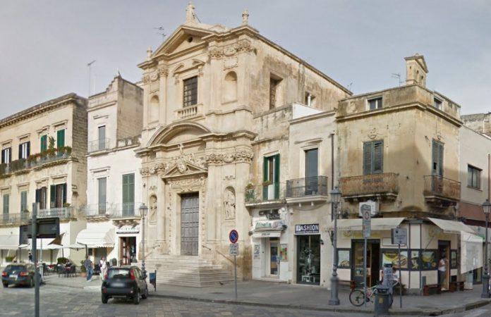 Lecce Chiesa Santa Maria delle Grazie