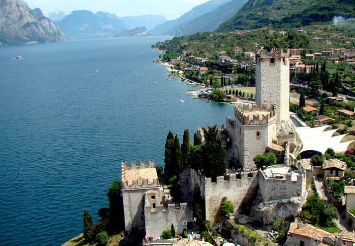 Malcesine Castello Scaligero
