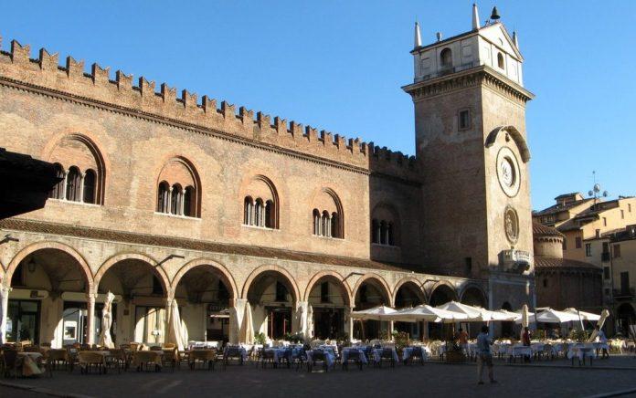Mantova Palazzo della Regione