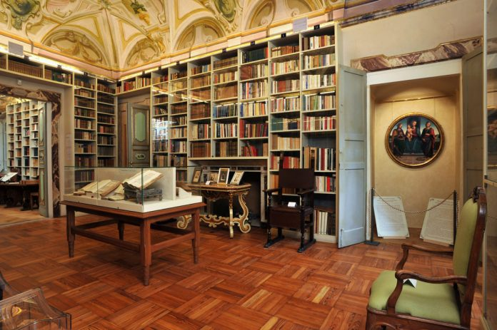 Perugia Palazzo Sorbello