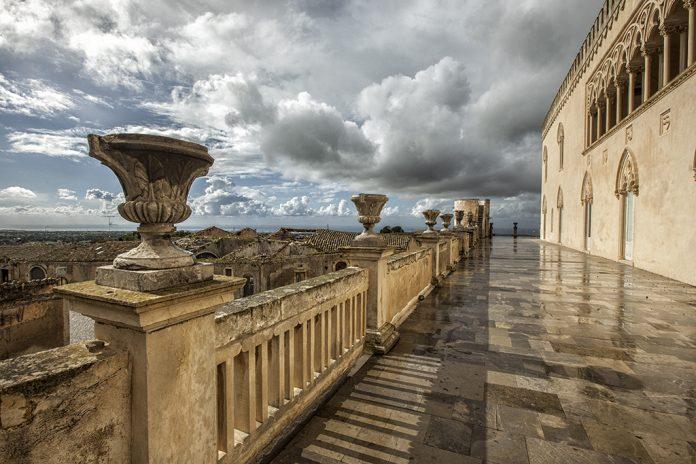 Ragusa Castello di Donnafugata