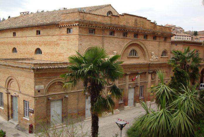 Urbino Teatro Sanzio