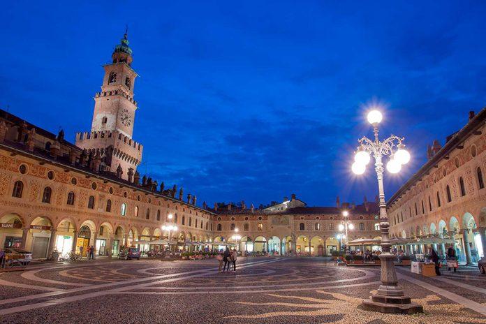 Vigevano Piazza Ducale