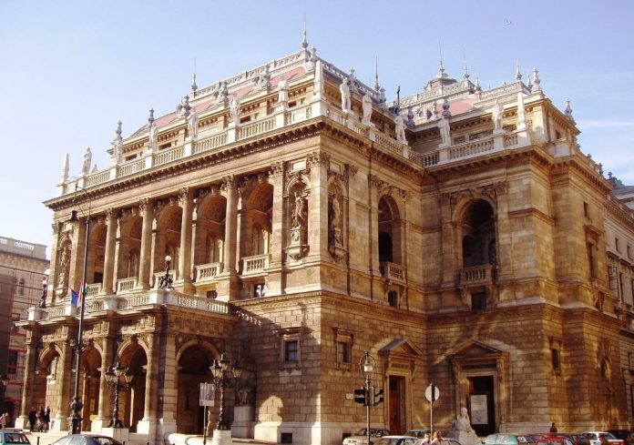 Budapest Teatro dell'Opera