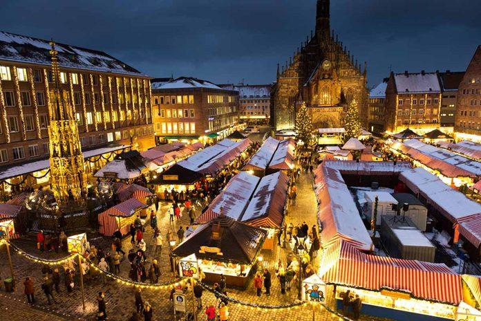 Norimberga mercatini Natale