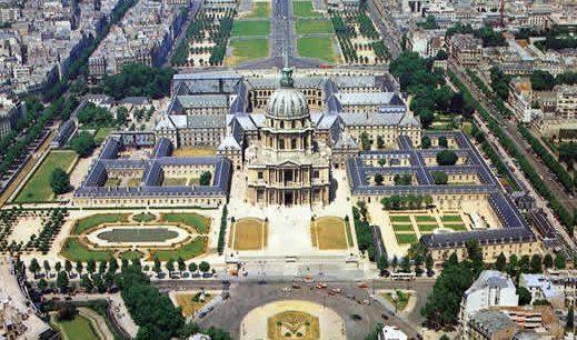 Parigi Hotel des Invalides 02