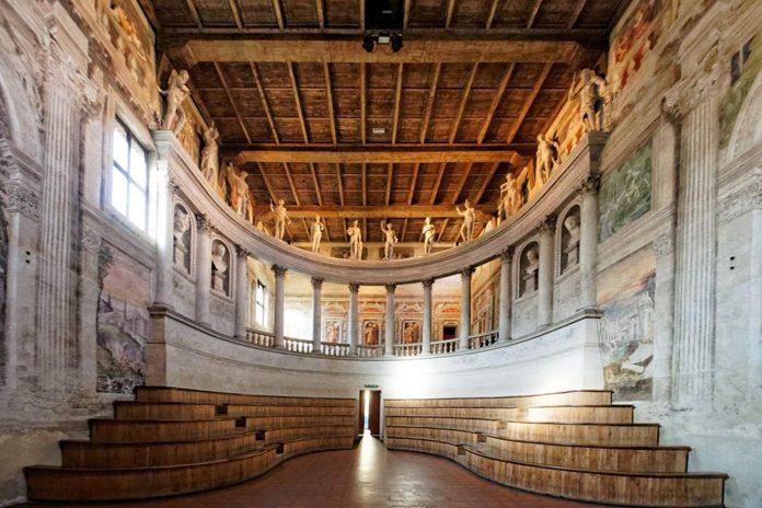 Sabbioneta Teatro